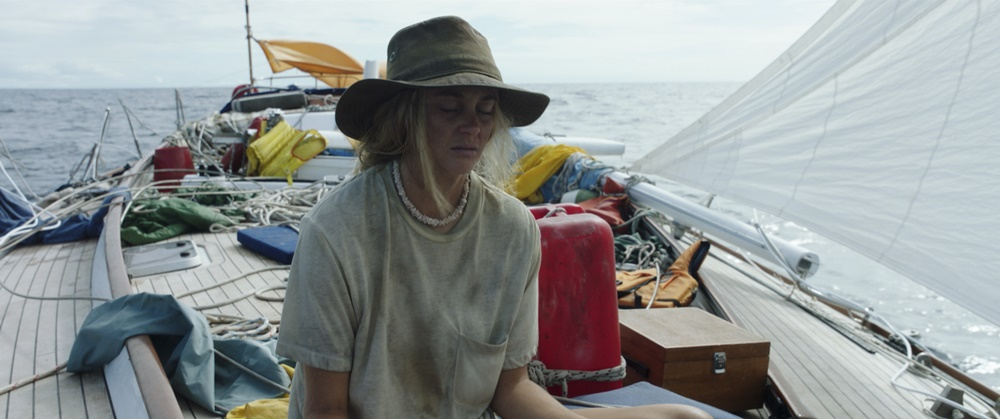Shailene Woodley stars in ADRIFTCourtesy of STXfilms
