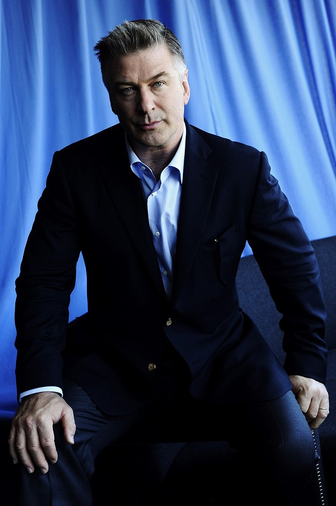 Alec Baldwin photoshoot for Seduced and Abandoned
