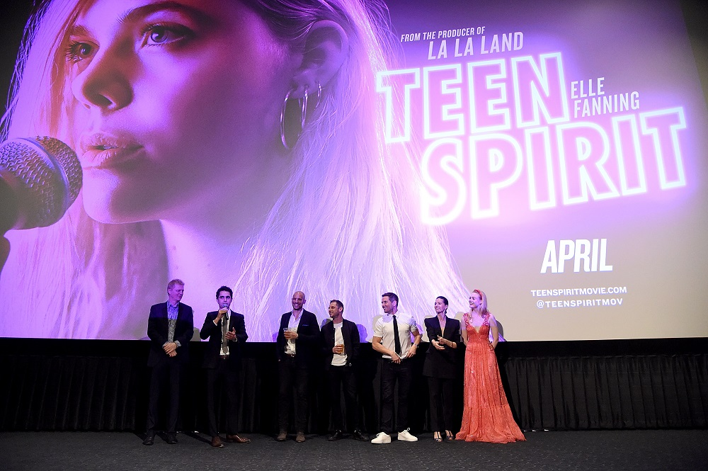 Los Angeles Special Screening of Teen Spirit