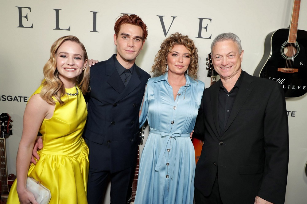 Lionsgate's I STILL BELIEVE Los Angeles Special Screening, Los Angeles, CA, USA - 07 Mar 2020